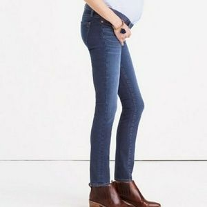 Madewell Maternity Skinny Blue Jeans Size 27